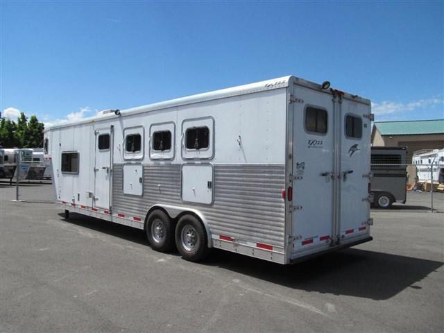 2007 Exiss Trailers 3 Horse - Mid Tack - 8