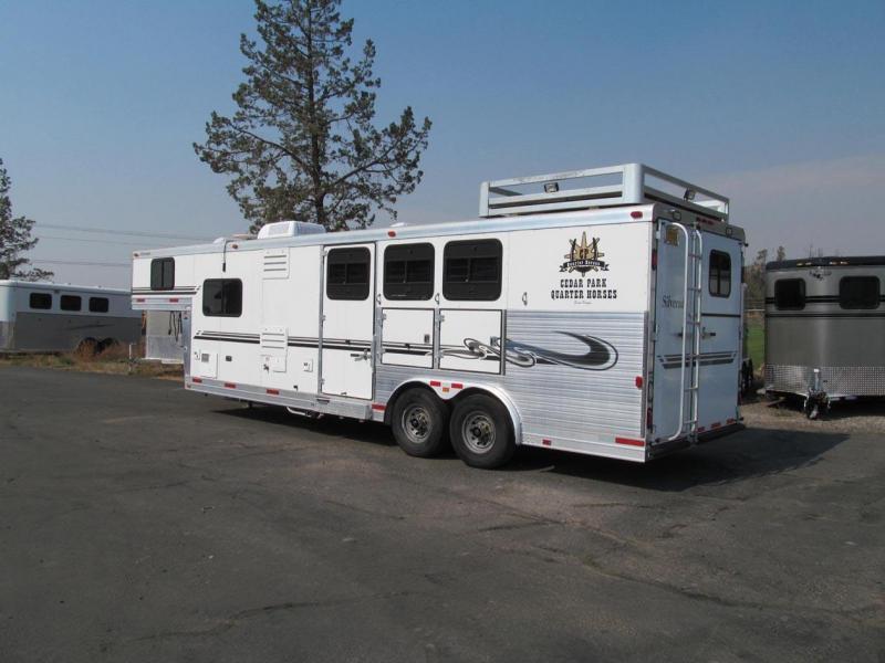 2003 Silverado Horse Trailer