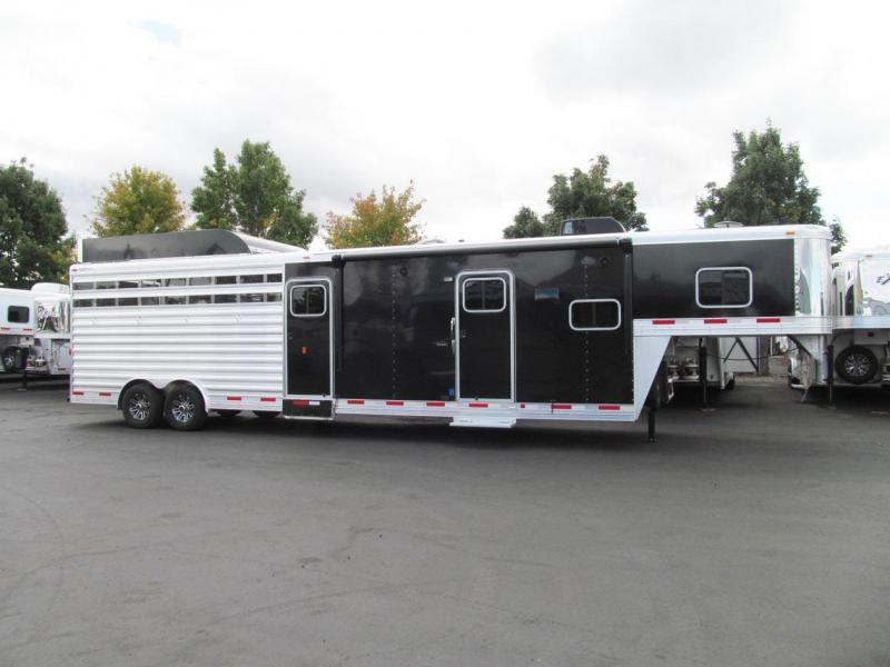 2018 Exiss Trailers Stock Combo Living Quarter