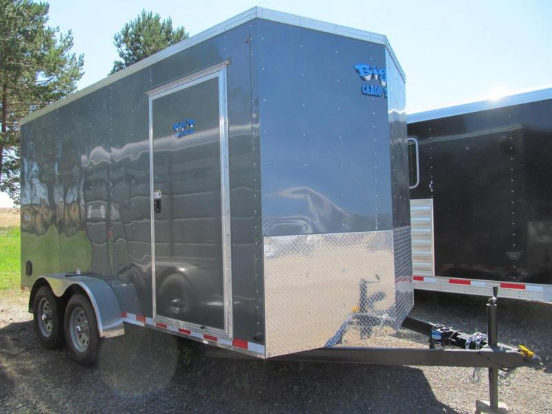 2018 Snake River Big 10 -7x14 Enclosed Cargo Trailer