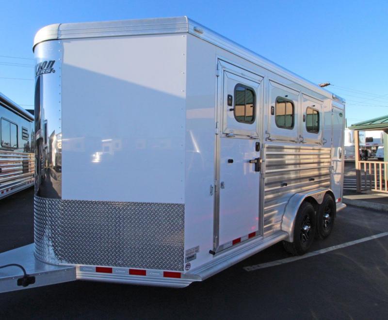 2018 Cimarron Trailers Horse Trailer