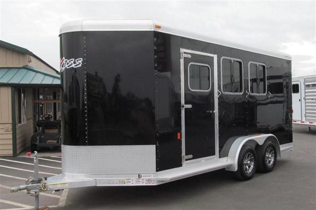 2017 Exiss 730B - X-Tall Horse Trailer