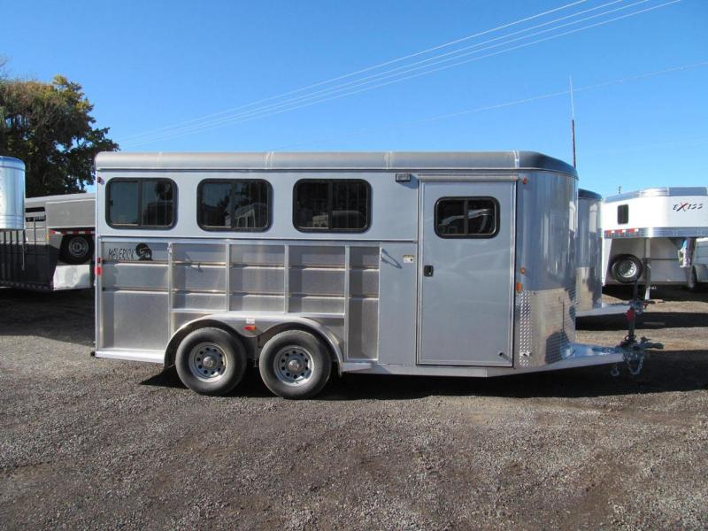 2018 Maverick Horse Trailer