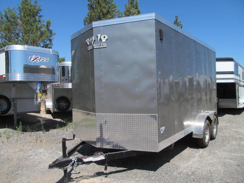 2018 Snake River Big 10 - 7x14 Enclosed Cargo Trailer