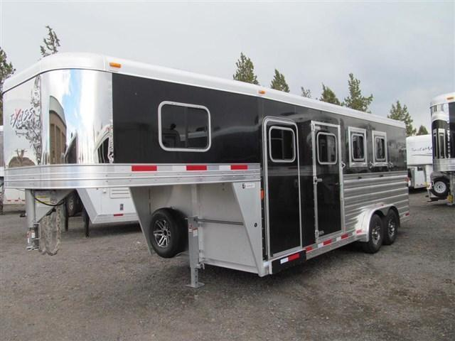 2017 Exiss 7300 Horse Trailer - X Tall and X Wide