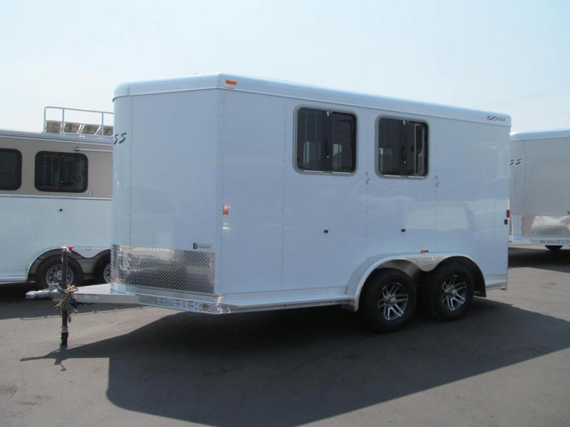 2018 Exiss Trailers Horse Trailer