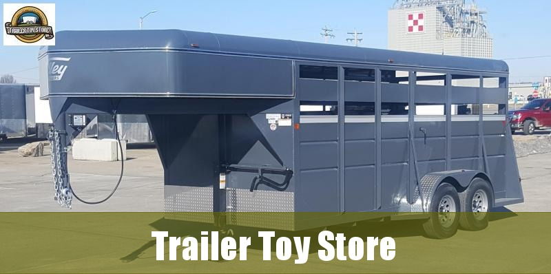 2019 Valley Trailer Gooseneck 76816 Stock Trailer