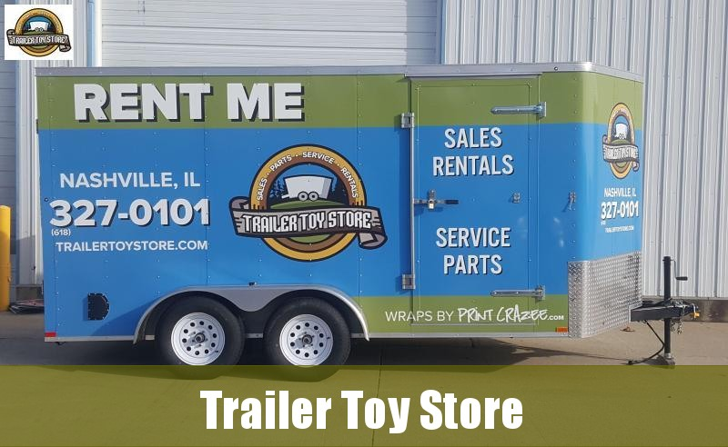 2019 Doolittle 7'X14' Cargo Trailer