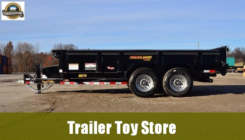 2019 Doolittle 8214 Dump Trailer