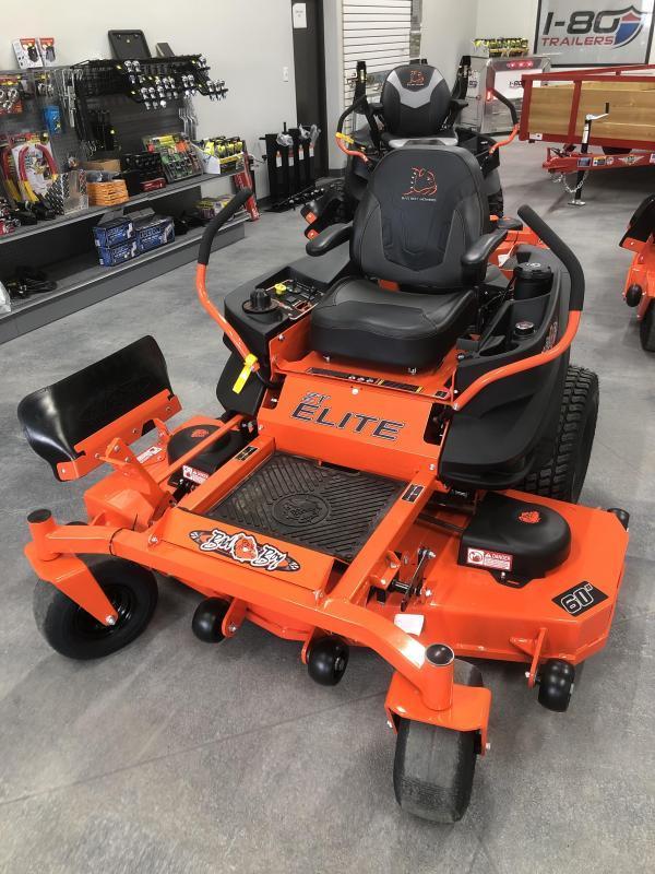 "2020 Bad Boy ZT Elite 60"" Lawn Mower Kawasaki Engine"