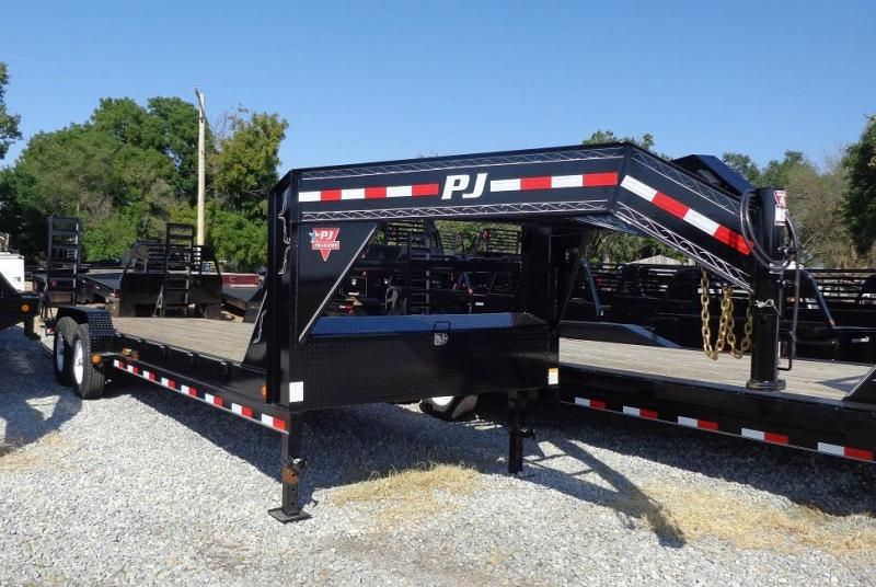 "2020 PJ Trailers 83"" x 24' 8 in. Channel (C8) Equipment Trailer"