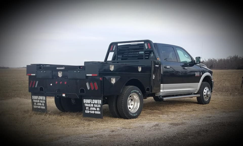 2019 Pronghorn 8800 UT Truck Bed