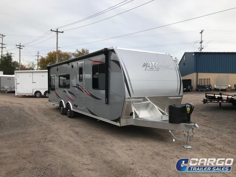 2019 Aluminum Trailer Company ARVAB8528 Truck Beds and Equipment