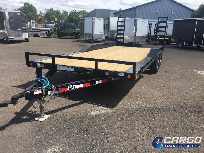2020 PJ Trailers B5 20  Car / Racing Trailer