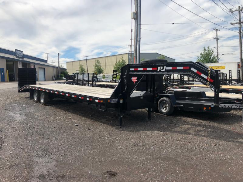2019 PJ Trailers FD D/T GN DO Equipment Trailer
