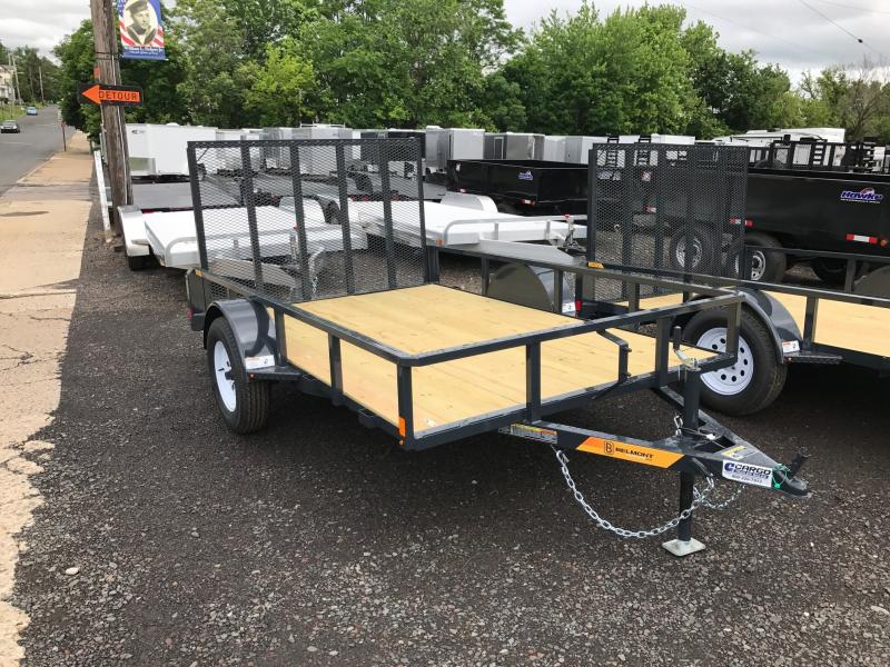 2019 Belmont Machine UT612TT Utility Trailer