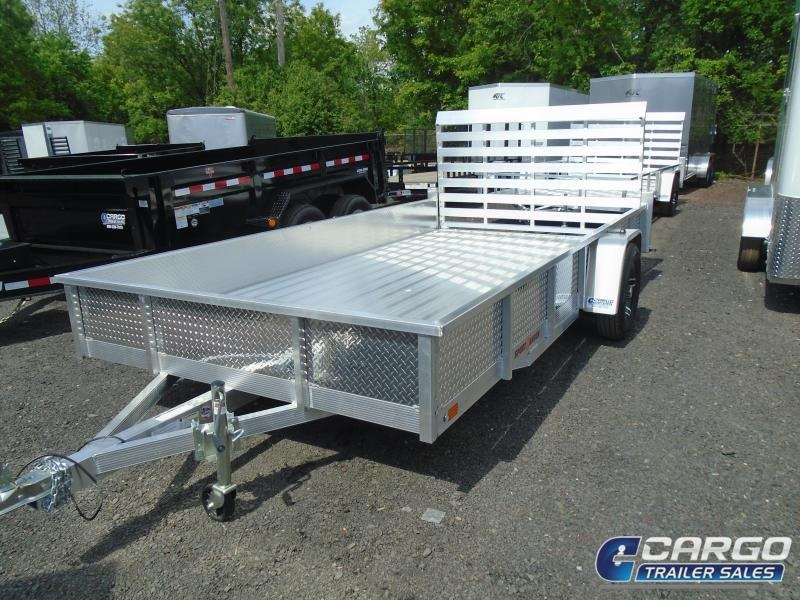2019 Sport Haven AUT714DS  Utility Trailer