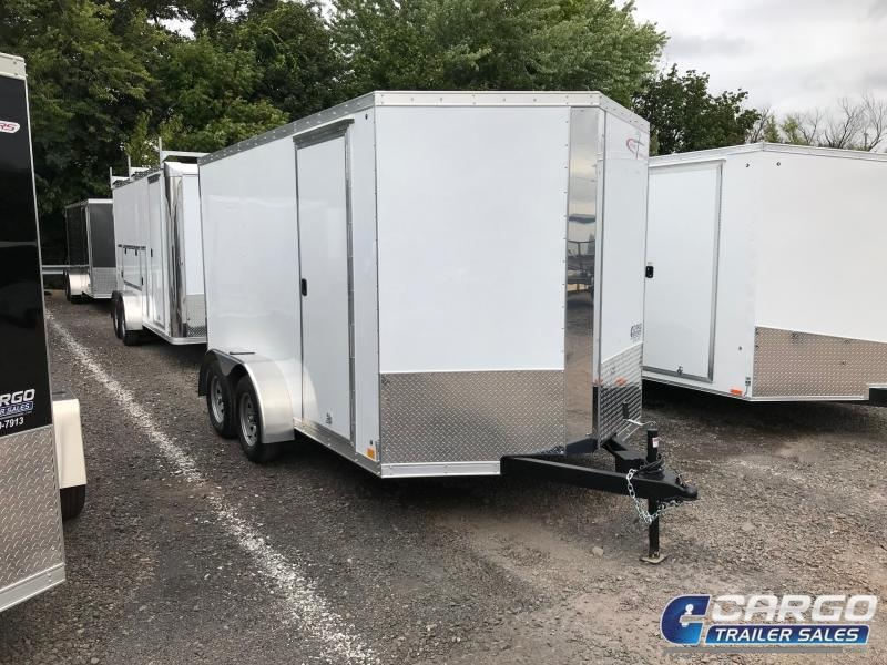 2019 Cross Trailers 712TA Enclosed Cargo Trailer