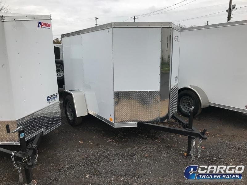 2018 Cross Trailers 58SA Enclosed Cargo Trailer