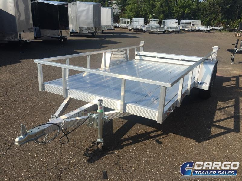 2019 Sport Haven AUT612D-F Utility Trailer