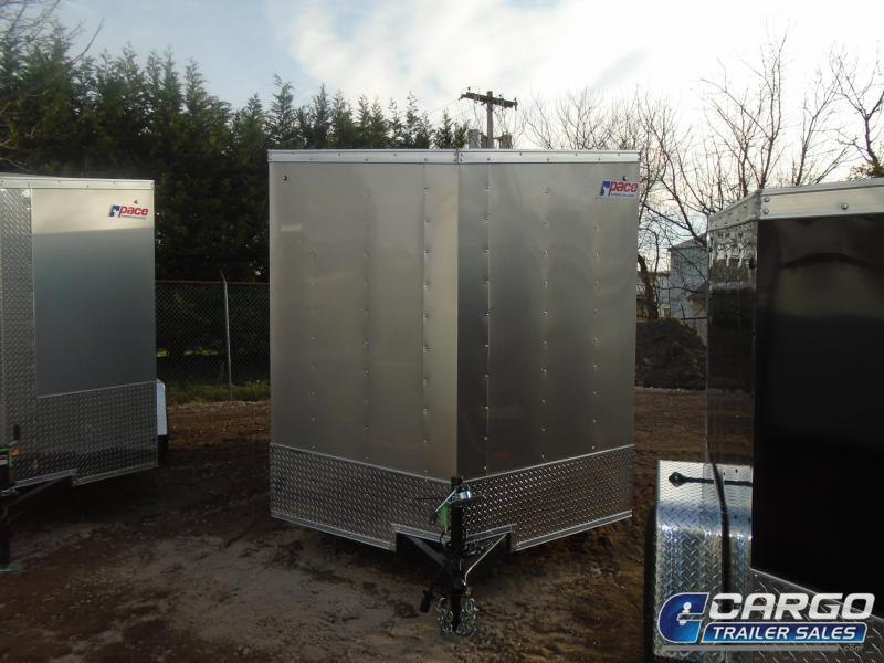2018 Pace American OB 7X14 TE2  Enclosed Cargo Trailer