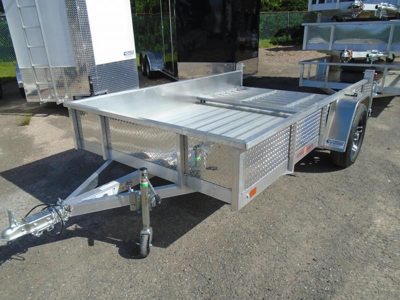 2019 Sport Haven AUT612DS Utility Trailer