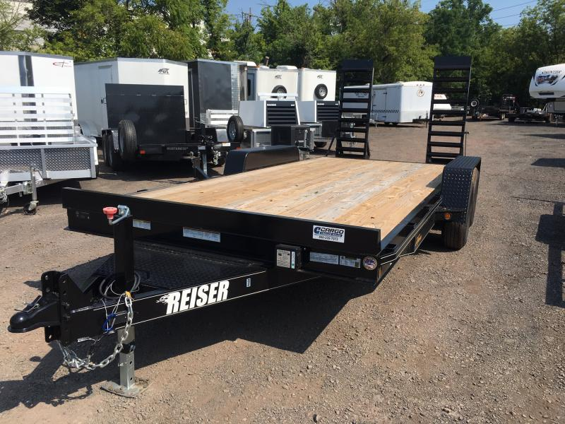 2019 Reiser Trailers ETX1810 Equipment Trailer