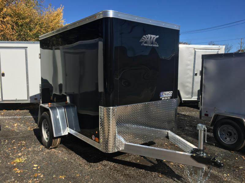 2017 Aluminum Trailer Company RAVA5008 Enclosed Cargo Trailer