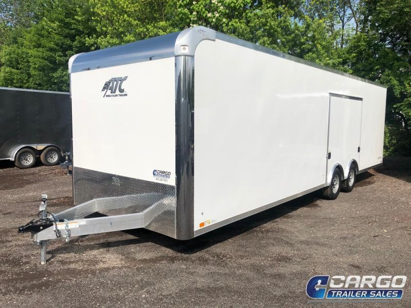 2020 Aluminum Trailer Company RAVAB8528+0-2T5.2K Car / Racing Trailer