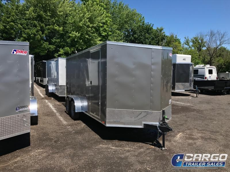 2018 Pace American OB7X16TE2 Enclosed Cargo Trailer