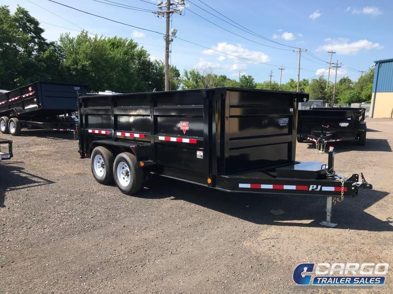2018 PJ Trailers DM 14 Hi Side Dump Dump