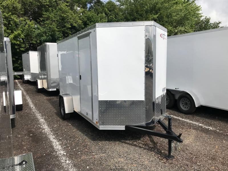 2019 Cross Trailers 612SA Enclosed Cargo Trailer