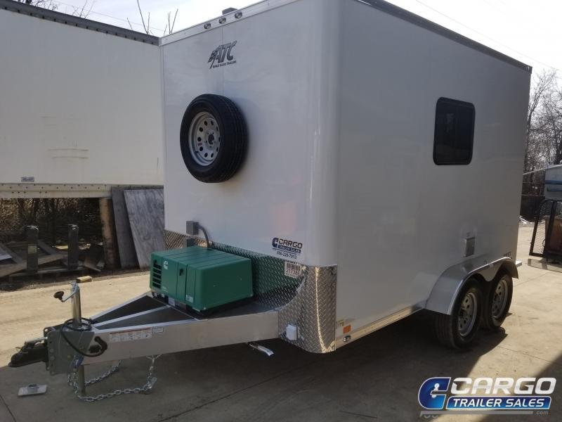 2019 Aluminum Trailer Company QSTAB712+0 Other Trailer