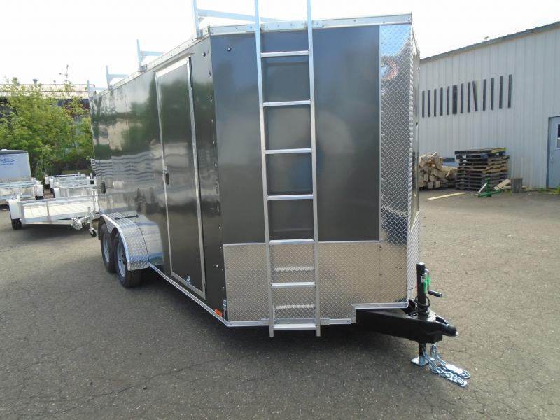 2020 Pace American JV 7X16 TE2 Enclosed Cargo Trailer