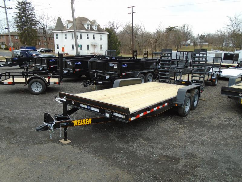 2017 Other ET1810K Flatbed Trailer