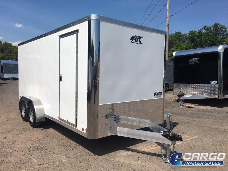 2019 Aluminum Trailer Company RAVAB7016+0 Enclosed Cargo Trailer
