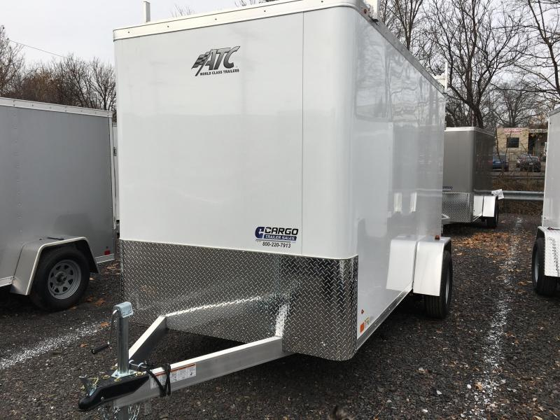 2017 Aluminum Trailer Company RAVAB6012+01S2.9K Enclosed Cargo Trailer