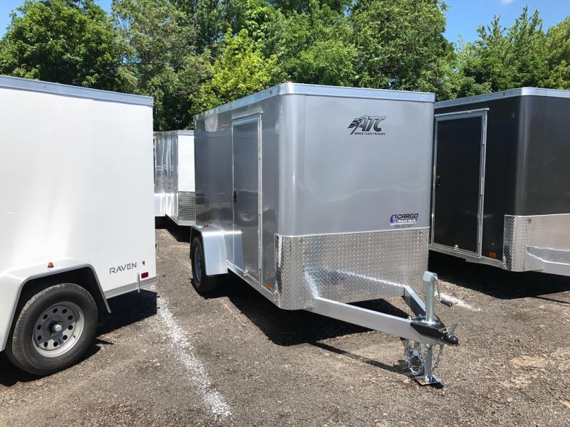 2017 Aluminum Trailer Company RAVA5010 Enclosed Cargo Trailer