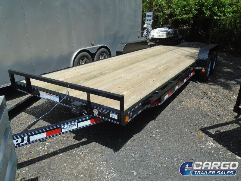 2019 PJ Trailers C5  22 Car / Racing Trailer
