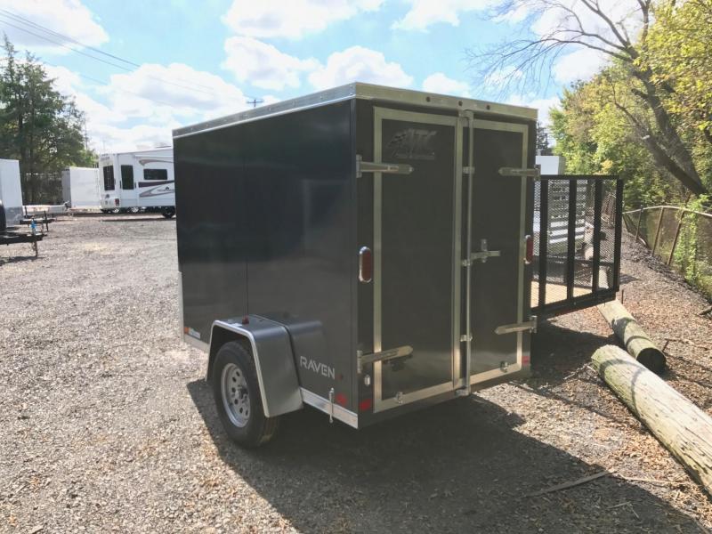 2018 Aluminum Trailer Company RAVA5008 Enclosed Cargo Trailer