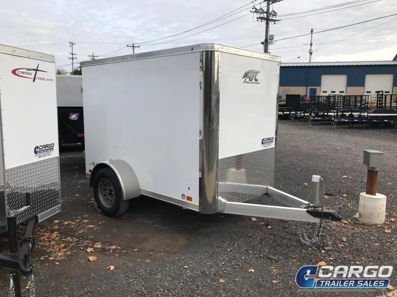2018 Aluminum Trailer Company RAVAB5008 Enclosed Cargo Trailer