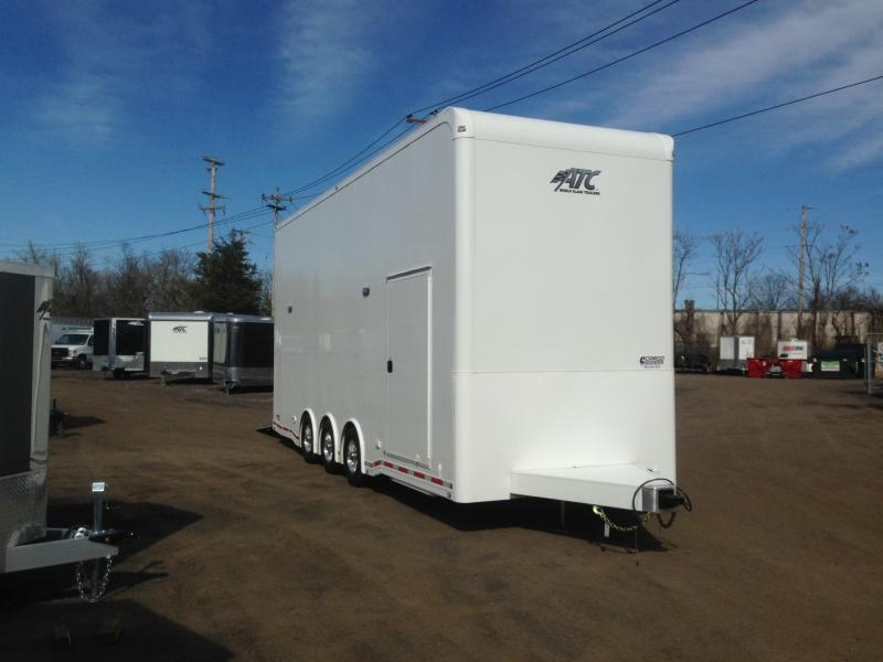 2017 Aluminum Trailer Company QSTAB8526+0-3T6.0K Enclosed Cargo Trailer