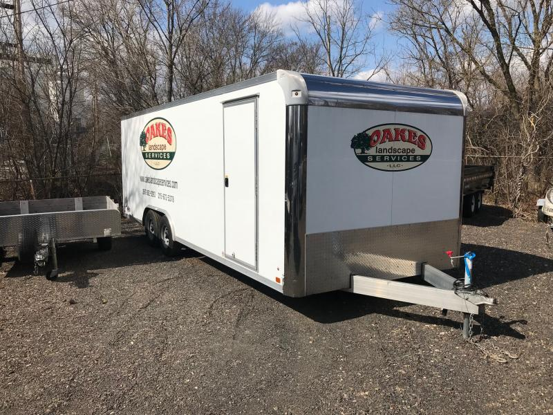 2014 Aluminum Trailer Company RAVAB8522 Other Trailer