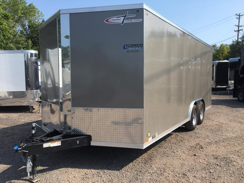 2020 Cross Trailers 818 Car / Racing Trailer