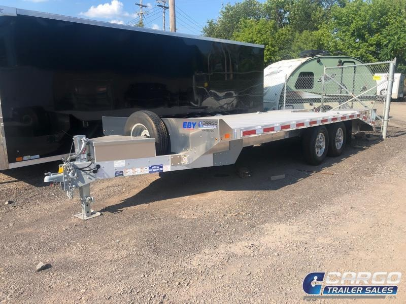 2019 Eby Trailers BH20EQP Equipment Trailer