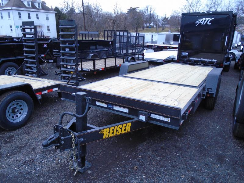 2017 Other SFT20-6+14 14K Flatbed Trailer