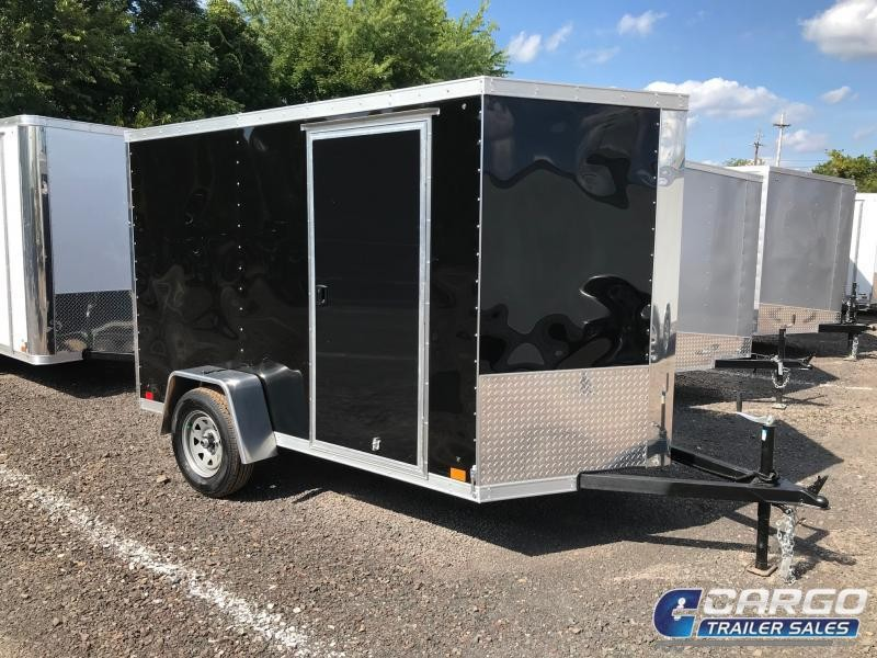 2019 Cross Trailers 610SA Enclosed Cargo Trailer