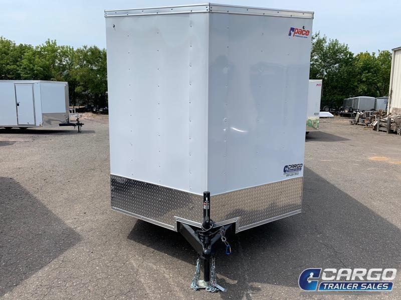 2020 Pace American OB716 Enclosed Cargo Trailer
