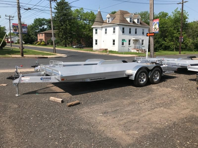 2019 Aluminum Trailer Company OCHAB8518+0-2S3.5K Car / Racing Trailer