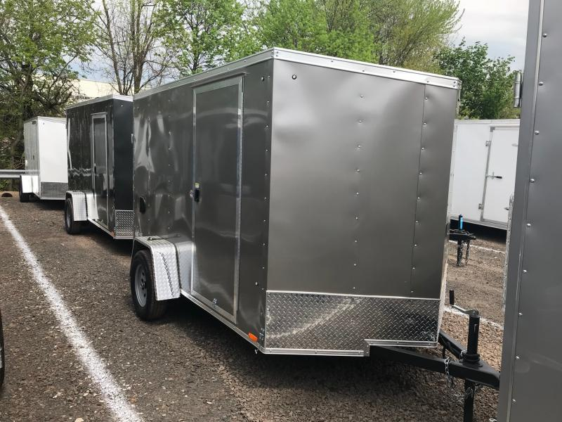 2018 Pace American OB 6X10 Enclosed Cargo Trailer